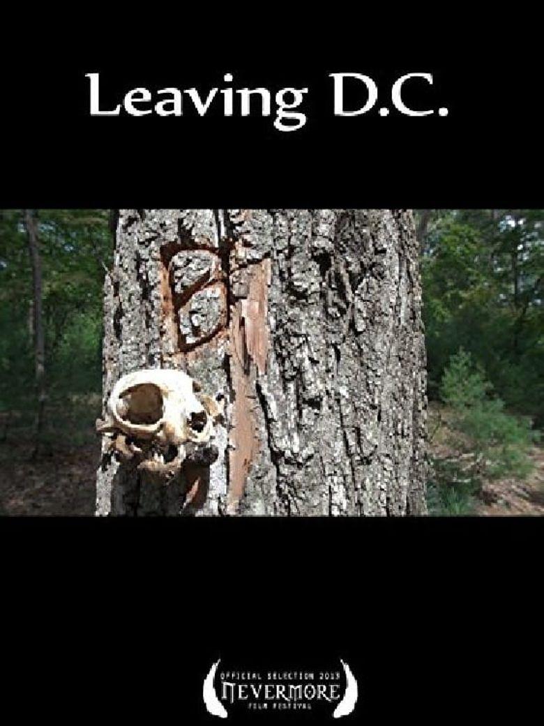 Leaving D.C. Poster
