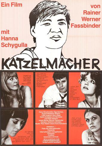 Katzelmacher Poster