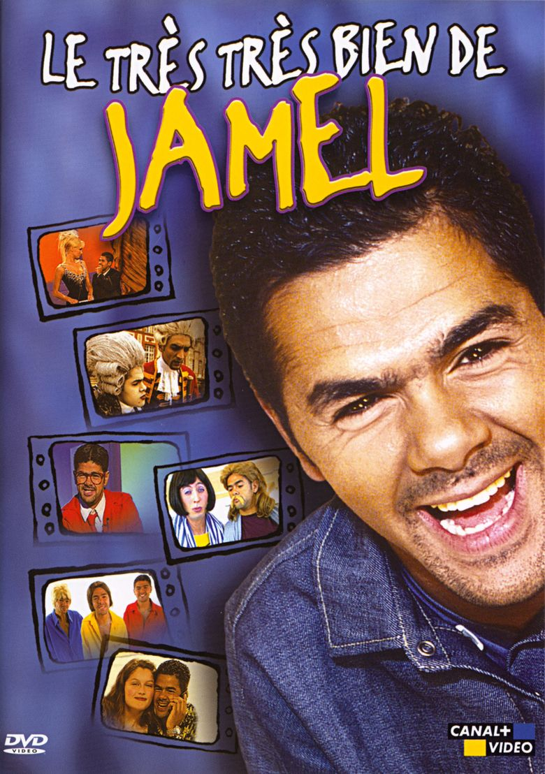 Jamel Debbouze - Le très très bien de Jamel Poster