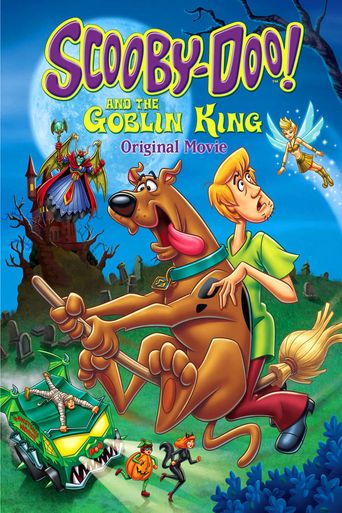 Scooby-Doo! and the Goblin King Poster