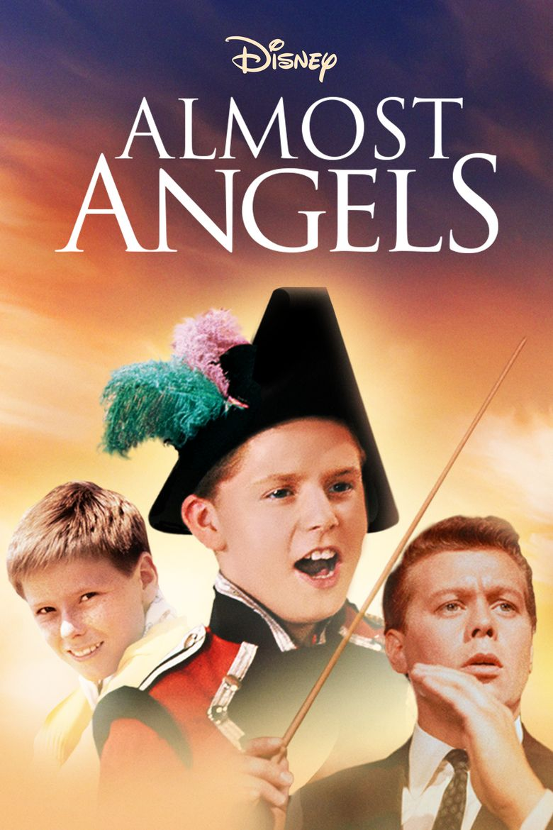Almost Angels Poster