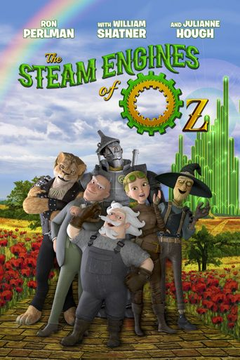 Watch The Steam Engines of Oz