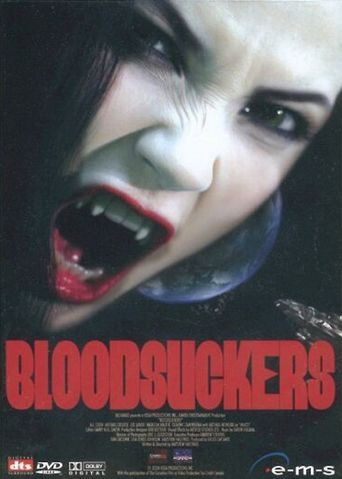 Bloodsuckers Poster