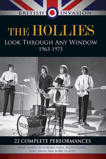 The Hollies: Look Through Any Window 1963-1975 Poster