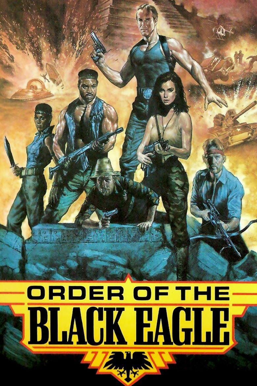 Order of the Black Eagle Poster