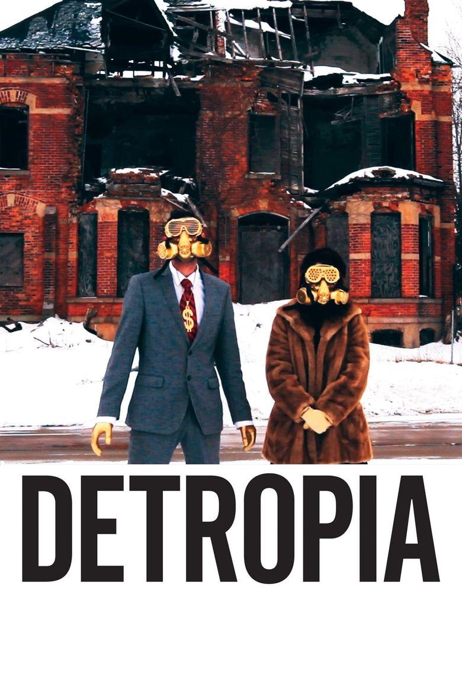 Detropia Poster