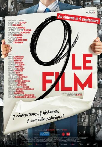 9, le film Poster