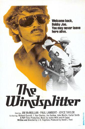 The Windsplitter Poster