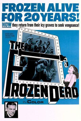The Frozen Dead Poster