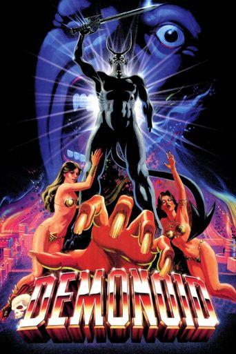 Watch Demonoid: Messenger of Death