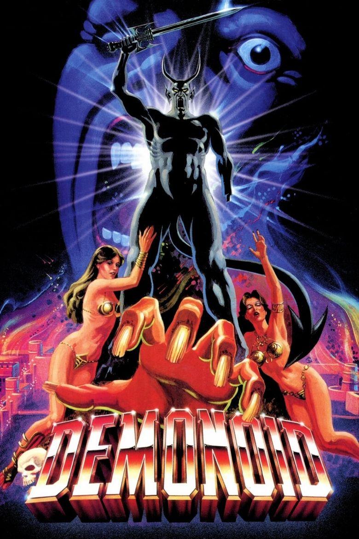 Demonoid: Messenger of Death Poster