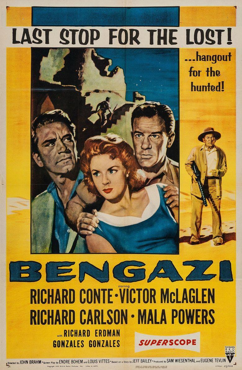 Watch Bengazi