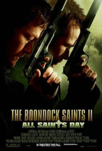 The Boondock Saints II: All Saints Day Poster