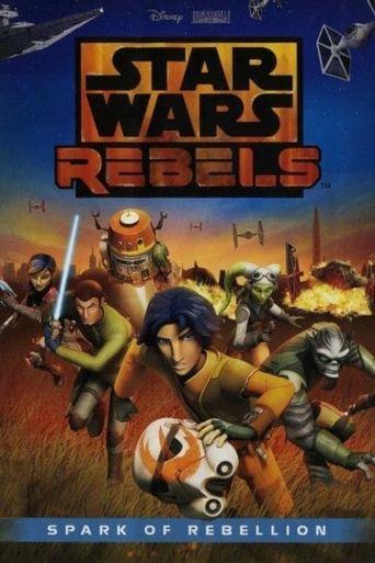 Star Wars Rebels: Spark of Rebellion Poster