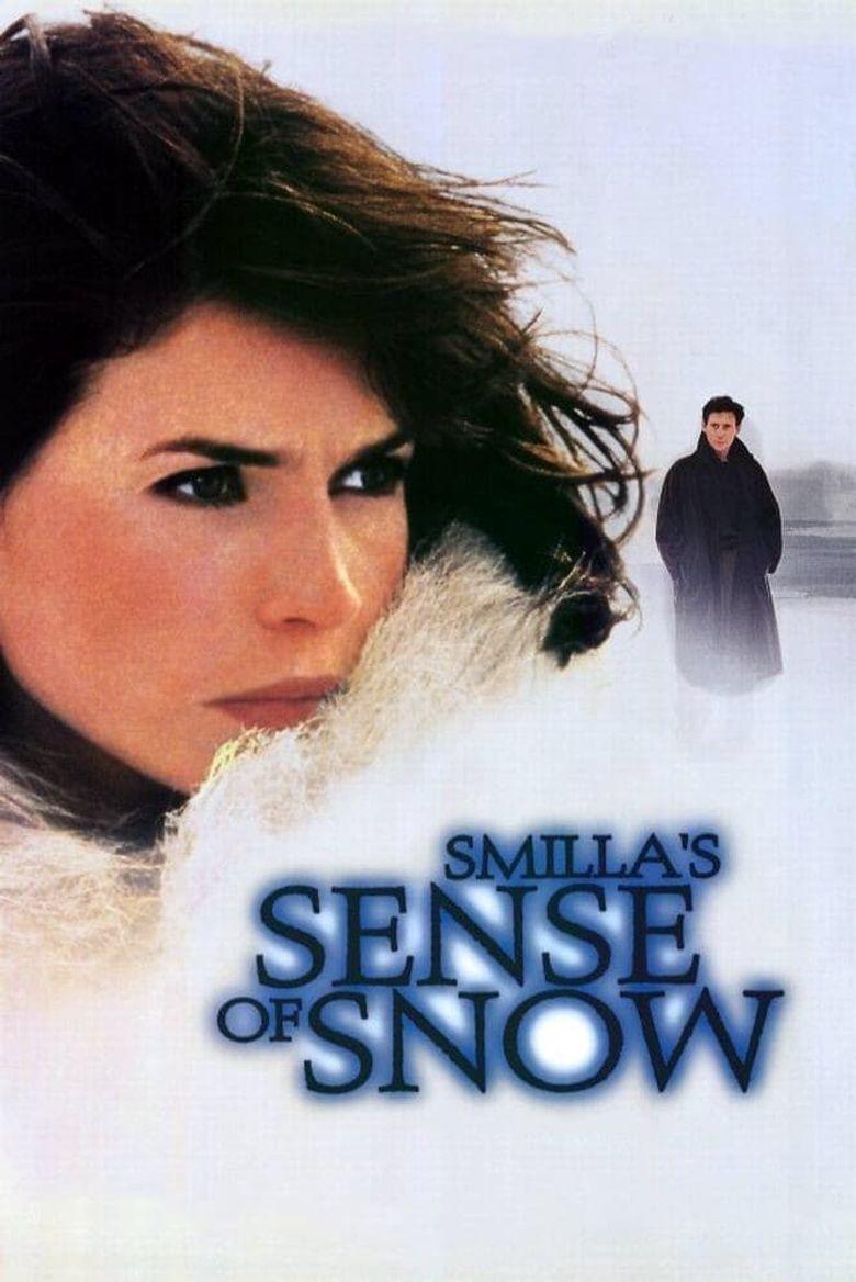 Smilla's Sense of Snow Poster