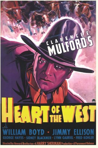 Heart of the West Poster
