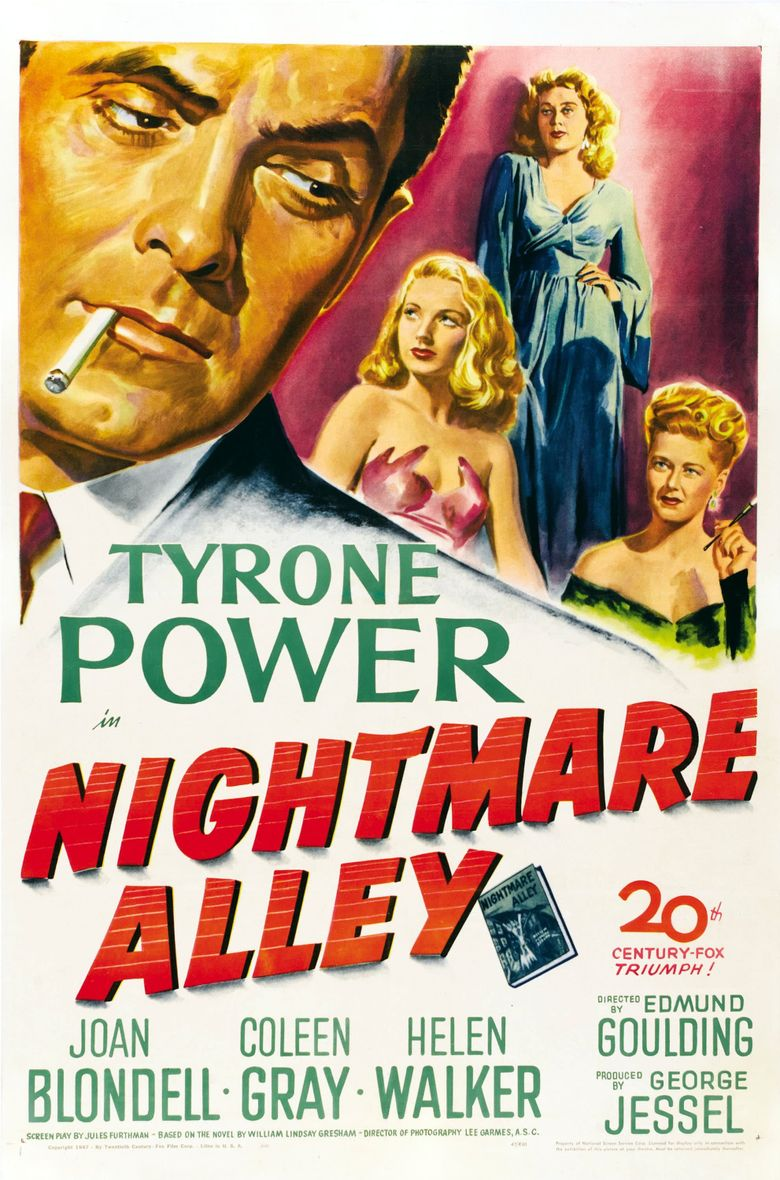 Nightmare Alley Poster