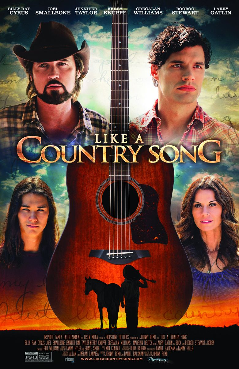 Like a Country Song Poster