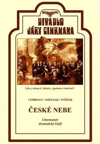 České nebe Poster