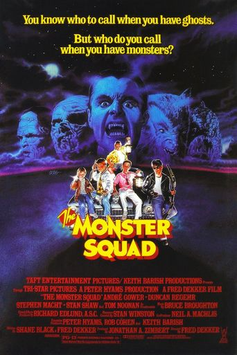 Watch The Monster Squad