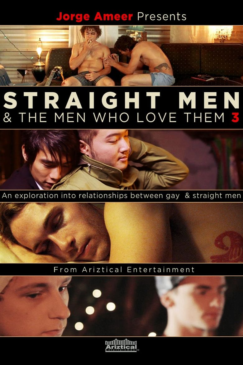 Straight Men and the Men Who Love Them 3 Poster