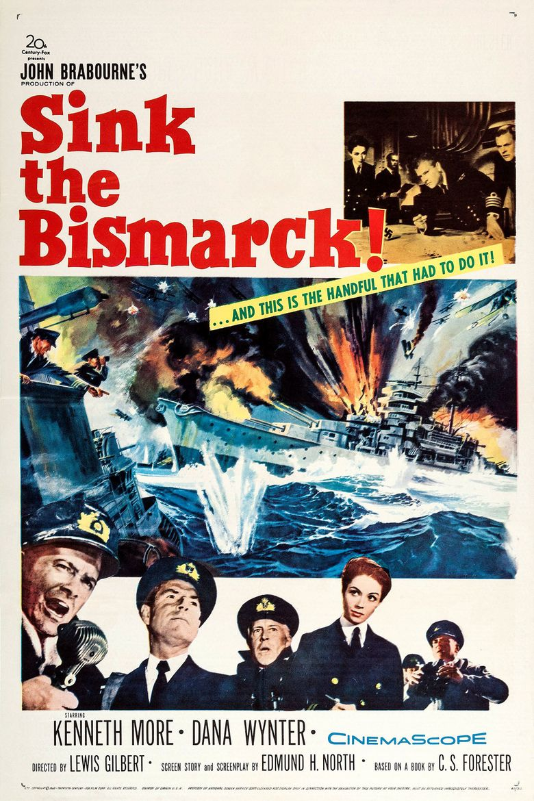 Watch Sink the Bismarck!
