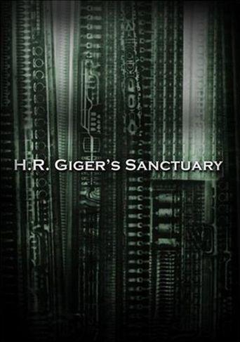 H.R. Giger's Sanctuary Poster
