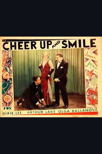 Cheer Up and Smile Poster