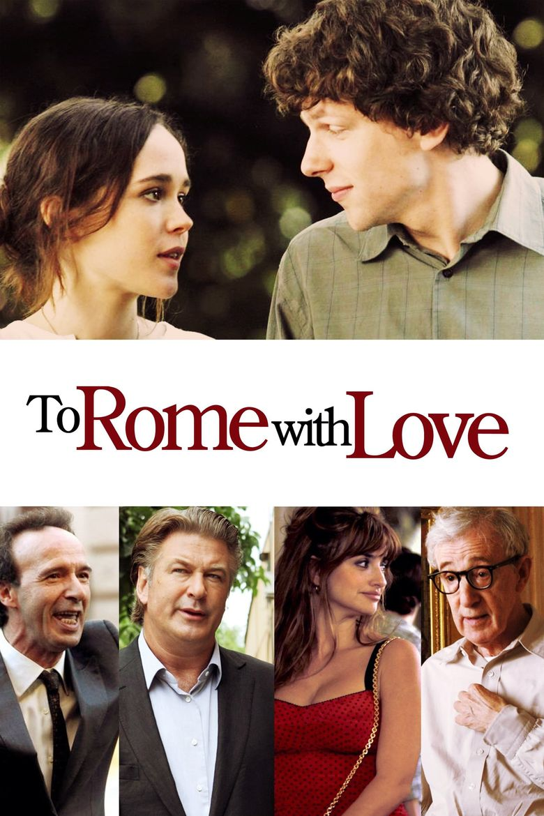 Watch To Rome with Love