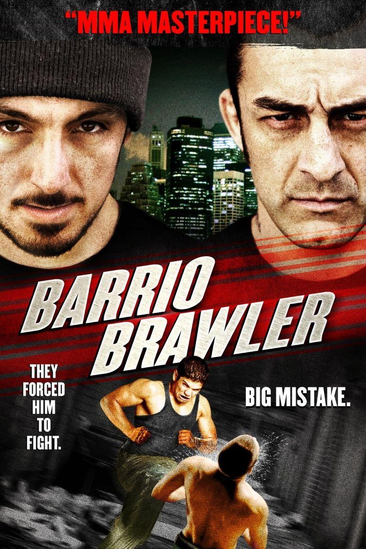 Barrio Brawler Poster
