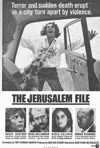 The Jerusalem File Poster