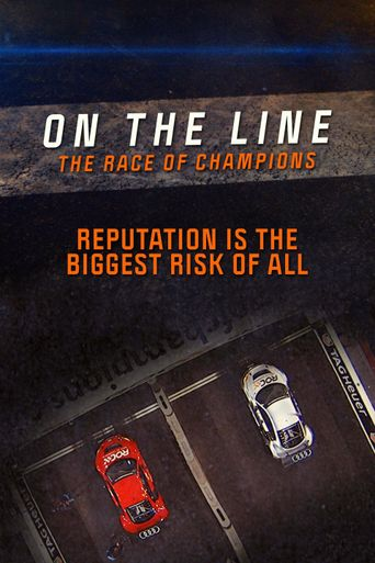 On the Line: The Race of Champions Poster