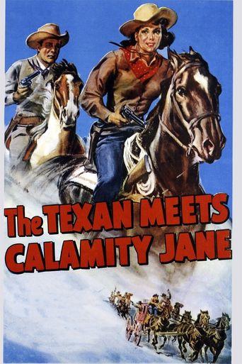 Watch The Texan Meets Calamity Jane