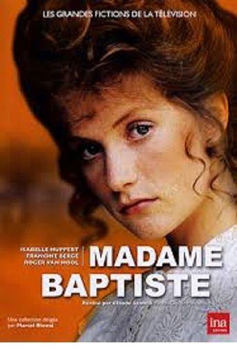 Madame Baptiste Poster