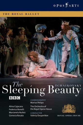 The Sleeping Beauty (The Royal Ballet) Poster