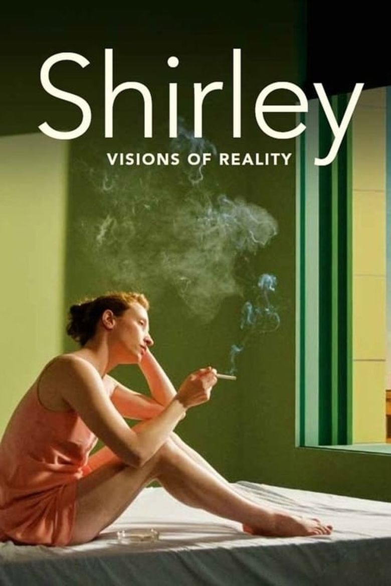 Shirley: Visions of Reality Poster