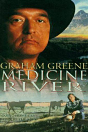 Medicine River Poster