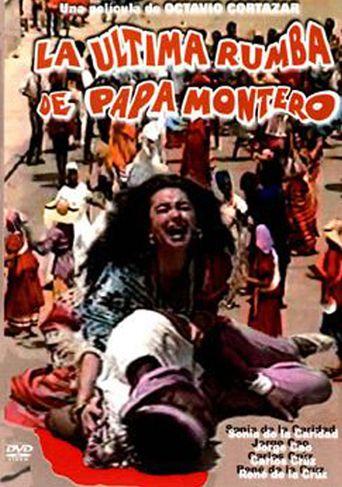 The Last Rumba of Papa Montero Poster