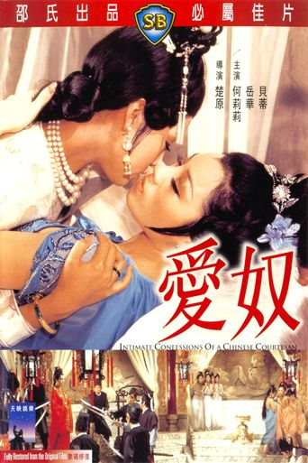 Intimate Confessions of a Chinese Courtesan Poster
