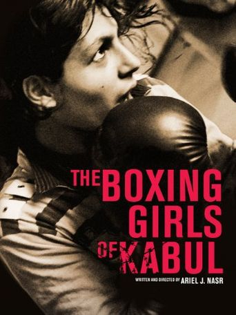 The Boxing Girls of Kabul Poster