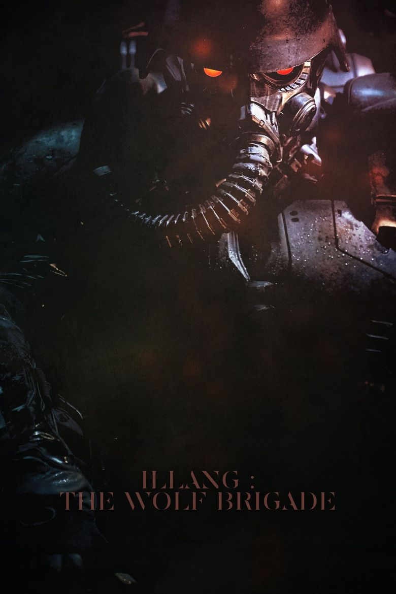 Illang: The Wolf Brigade Poster