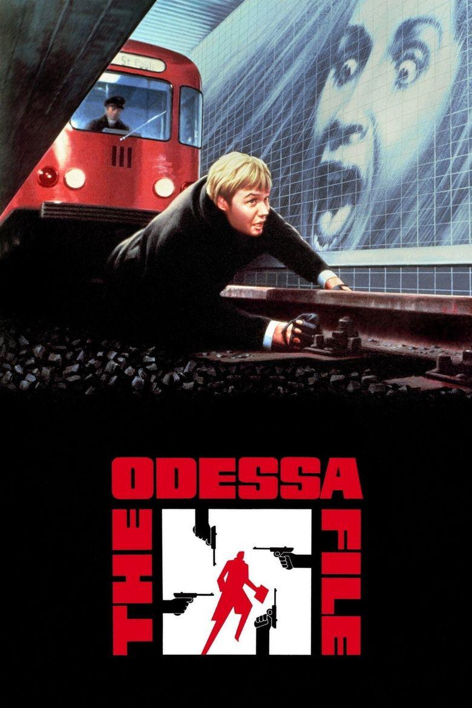 The Odessa File Poster