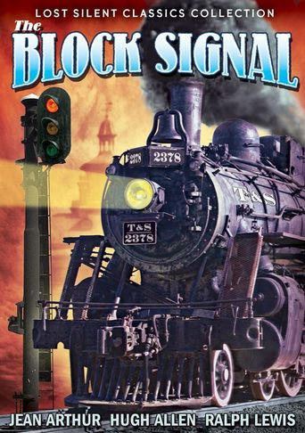 The Block Signal Poster