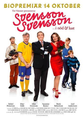 Svensson, Svensson - In Sickness and in Health Poster