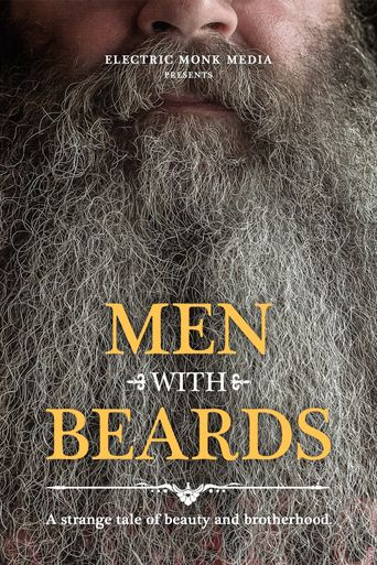 Men with Beards Poster