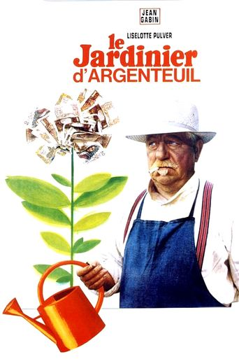The Gardener of Argenteuil Poster