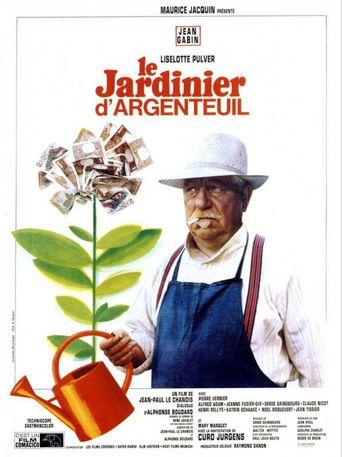 The Gardener of Argenteuil Poster