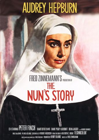 Watch The Nun's Story