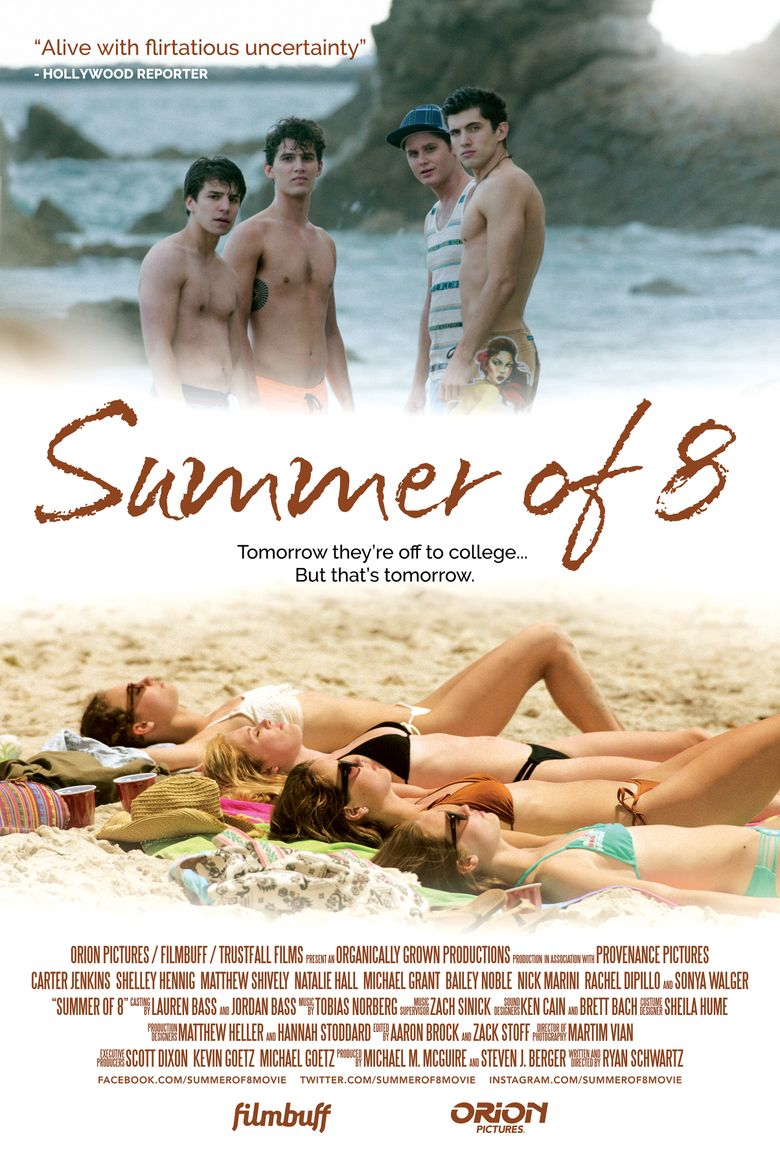 Summer of 8 Poster
