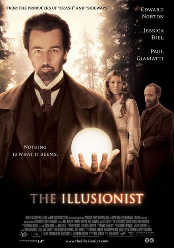 Watch The Illusionist